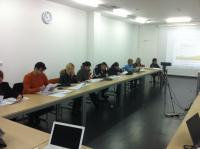 2nd Coordination Meeting Nr1